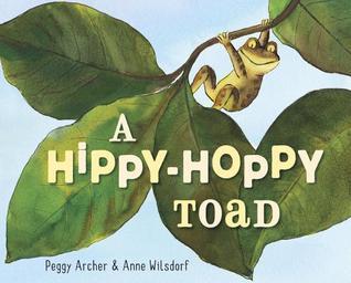 Hippy-Hoppy Toad
