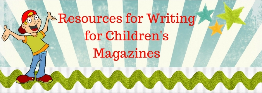Resources for Writing for Children's Magazines