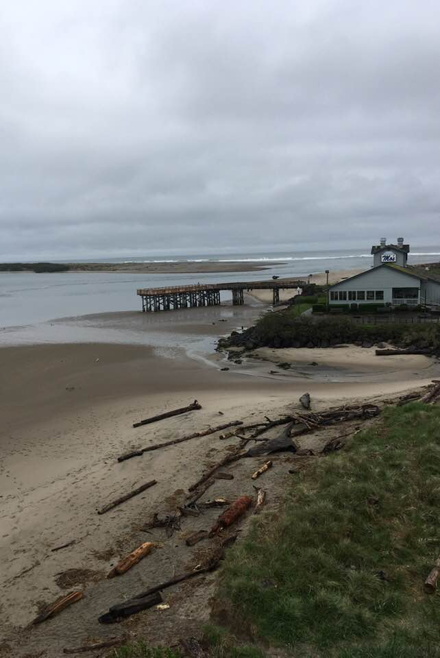 Siletz Bay April 2019