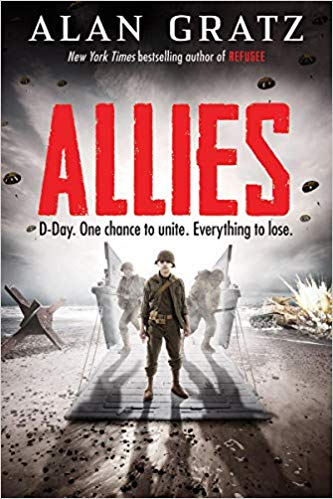 Allies book cover