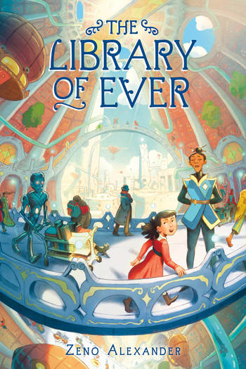 The Library of Ever cover