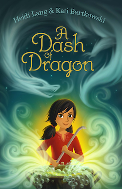 image of cover for A Dash of Dragon