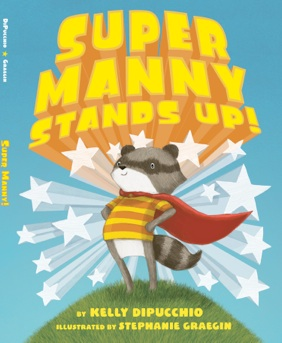 cover of Super Manny Stands Up
