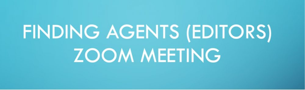 image Finding Agents (Editors) Zoom Meeting