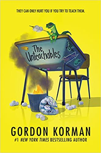 cover of The Unteachables