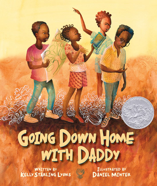 cover of Going Down Home with Daddy