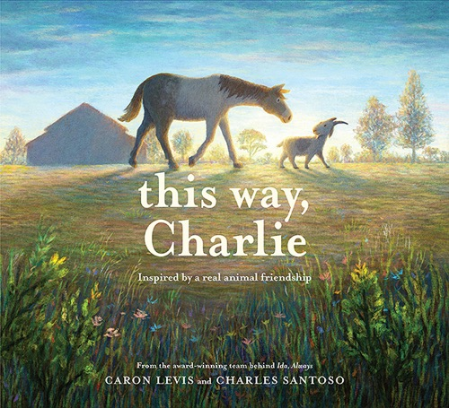 cover of this way, Charlie