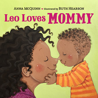 cover of Leo Loves Mommy