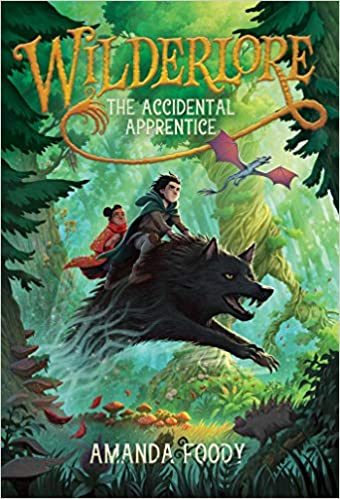 cover of The Accidental Apprentice