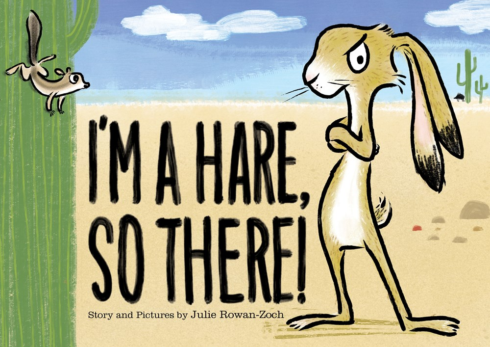 cover of I'm a Hare, So There!